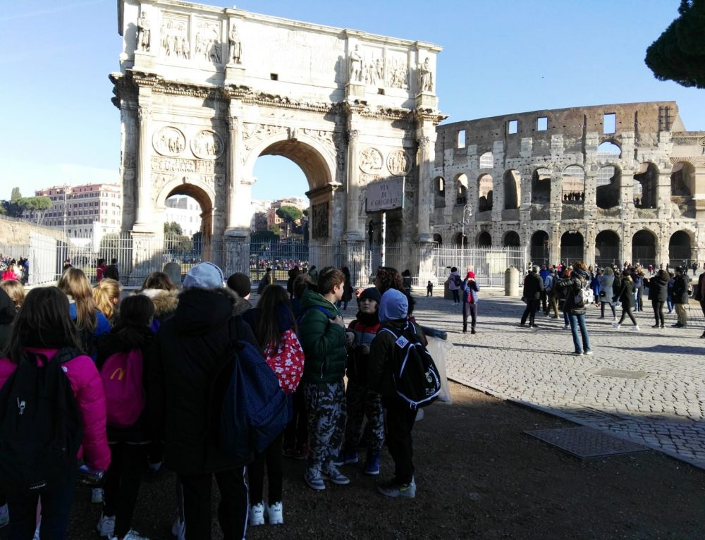 Visita guidata a Roma