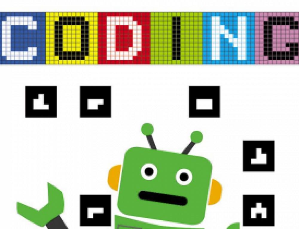 """Scuola Primaria Villalfonsina """"Progetto Coding Programmare Giocando"""" percorso da scuola al Comune"""