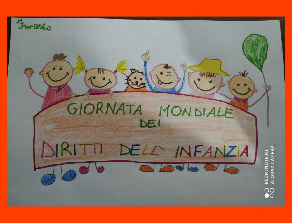 GIORNATA MONDIALE DEI DIRITTI DELL'INFANZIA  20-11-2020
