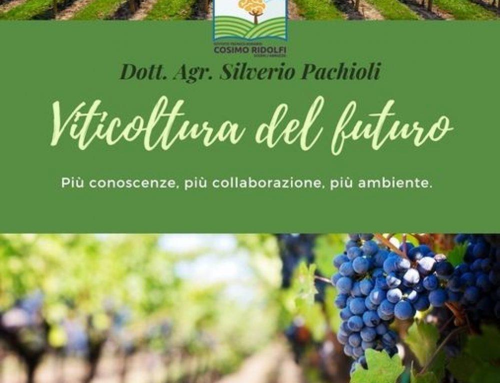 Prof. Silverio Pachioli – Viticoltura del futuro